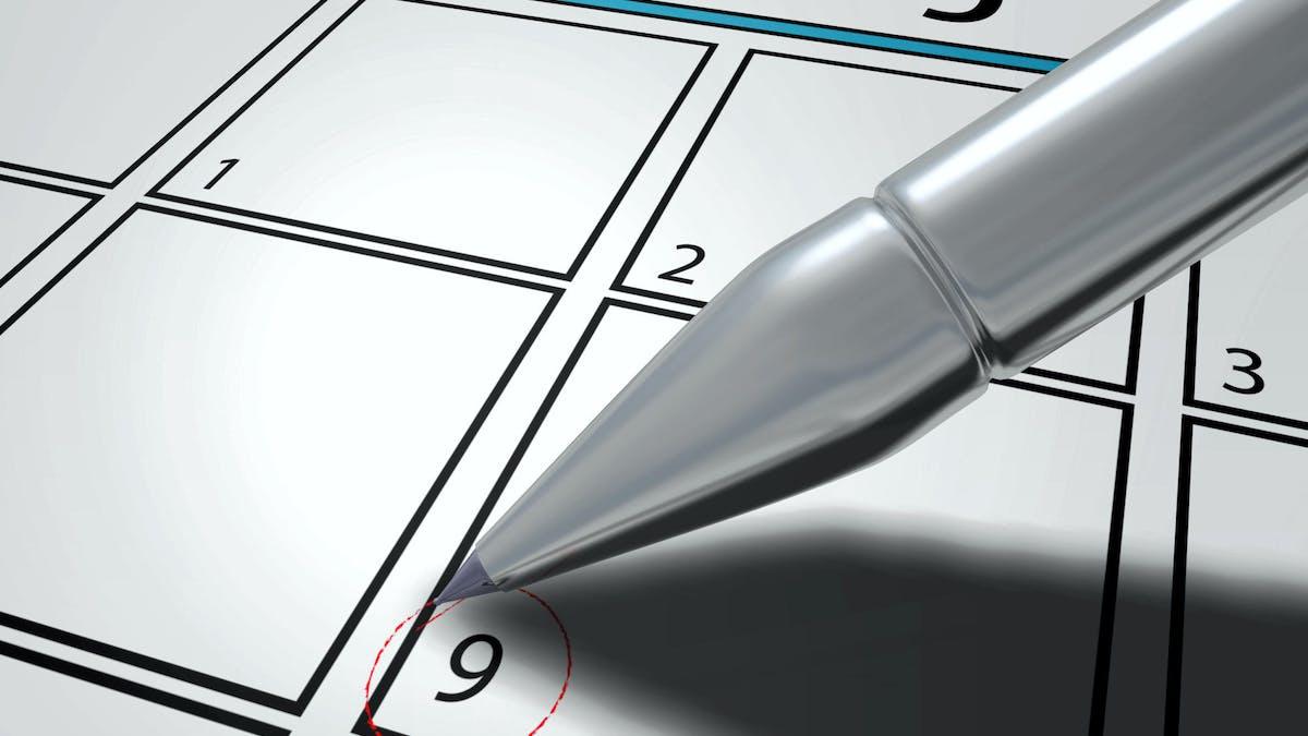 Le calendrier détaillé de la mise en œuvre du prélèvement à la source varie légèrement selon votre situation.