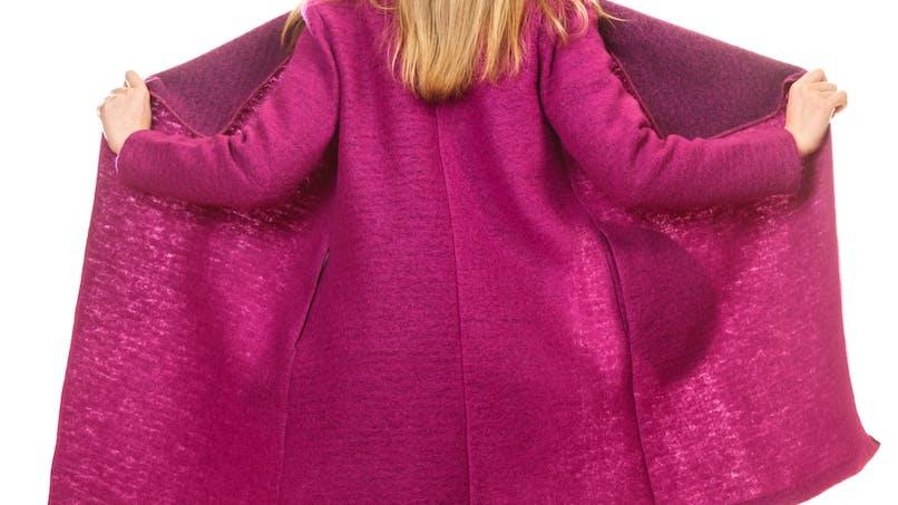 Réchauffement climatique : le manteau, objet du quotidien qui a le pire bilan carbone