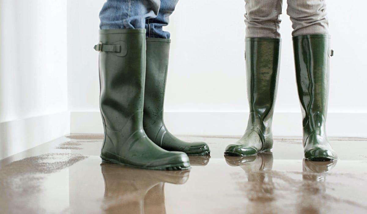 Quelle que soit l'origine du dégât des eaux, prévenez vite votre assurance !