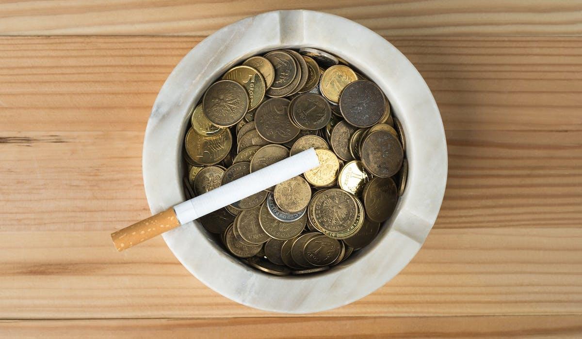 Certaines références de paquets de cigarettes vont voir leurs tarifs augmenter.