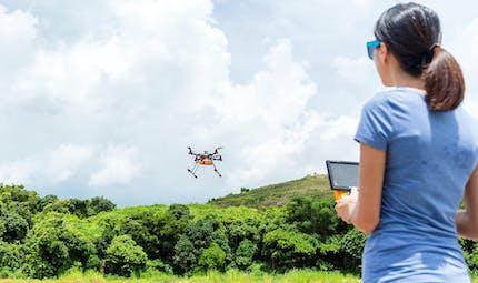 Drones: vous allez devoir déclarer votre appareil s'il pèse plus de 800 grammes