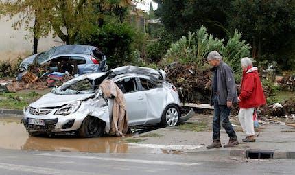 Inondations dans l'Aude : l'état de catastrophe naturelle reconnu pour 126 communes