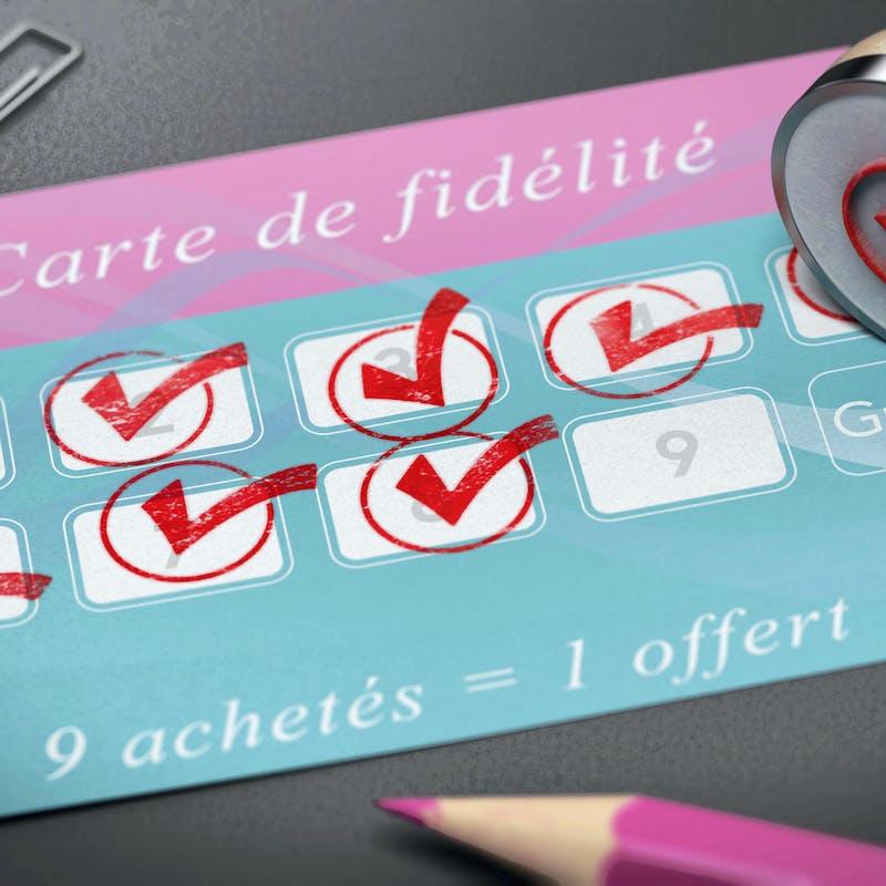 Les cartes de fidélité sont-elles intéressantes?