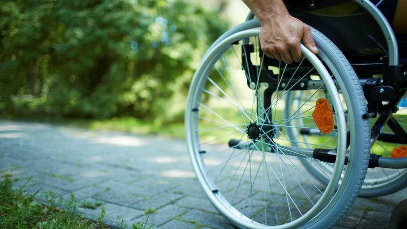 Des mesures positives pour les personnes handicapées