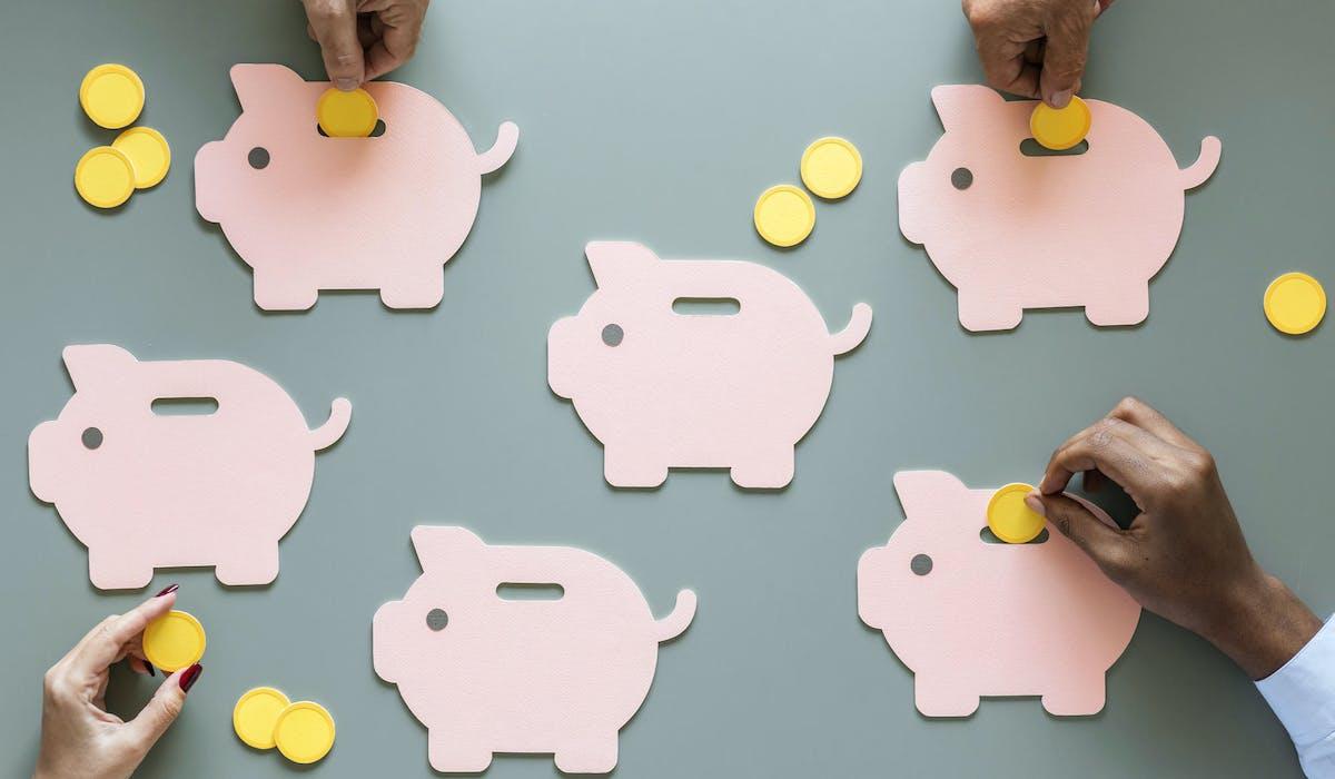 Pour tous, une épargne investie dans le court terme, une autre dans le long terme.