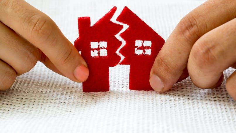 Divorce: vous craignez une forte baisse de niveau de vie