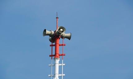 Les sirènes d'alerte du premier mercredi du mois changent d'heure