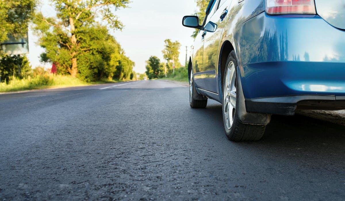Les automobilistes doivent disposer d'une assurance.