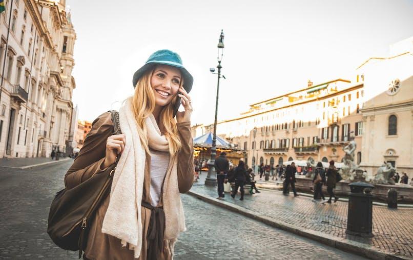 Le coût des appels et SMS vers l'Europe sera plafonné en mai 2019.