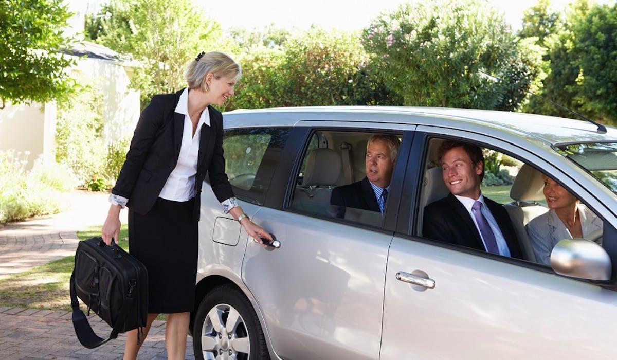 Le gouvernement veut favoriser les déplacements domicile-travail en covoiturage.