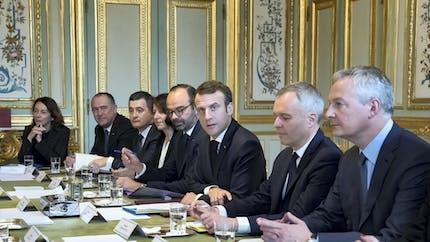 «Gilets jaunes»: les réponses d'Emmanuel Macron