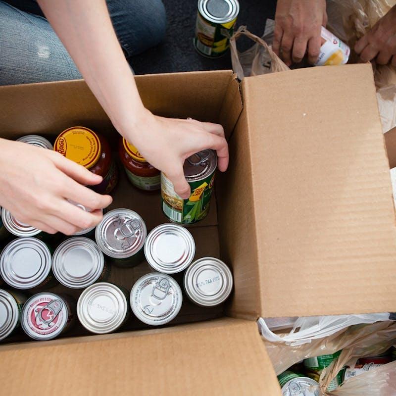 Banque alimentaire : trois jours de collecte pour aider les plus démunis