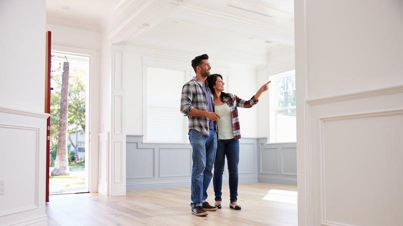 Achat immobilier: les taux d'intérêt remontent