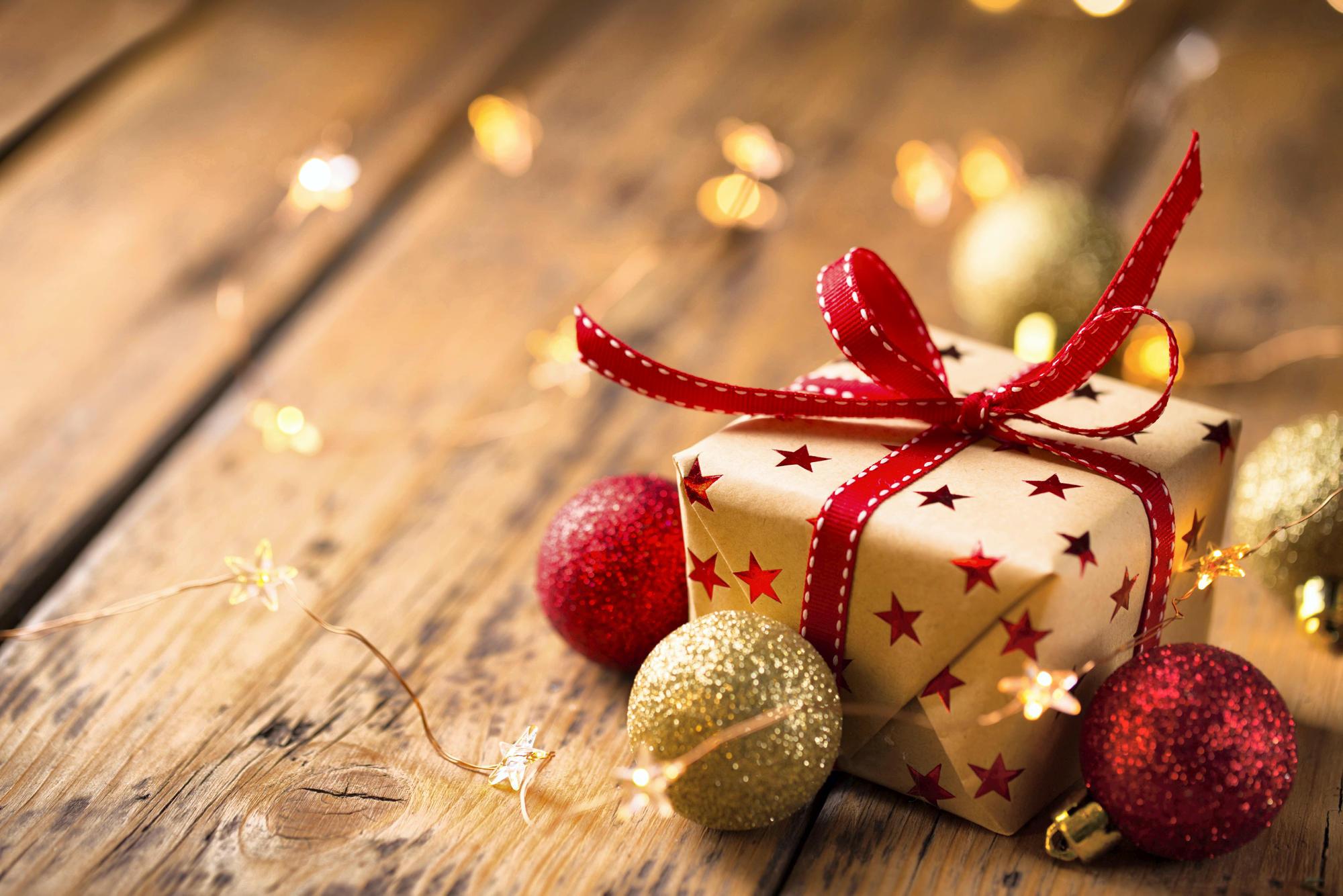 Cadeau theme noel