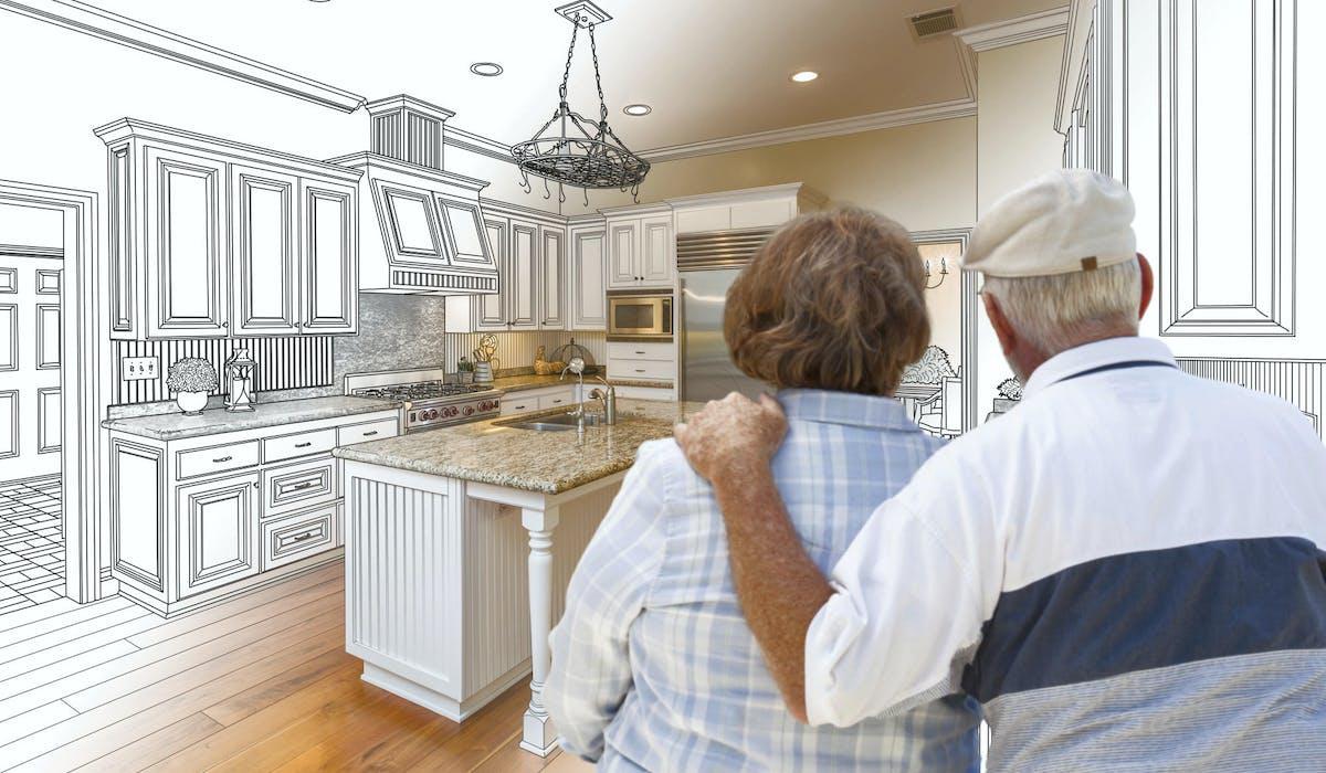 L'âge n'est plus un frein pour réaliser ses projets immobiliers.