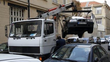 Combien faut-il payer pour récupérer votre véhicule à la fourrière ?