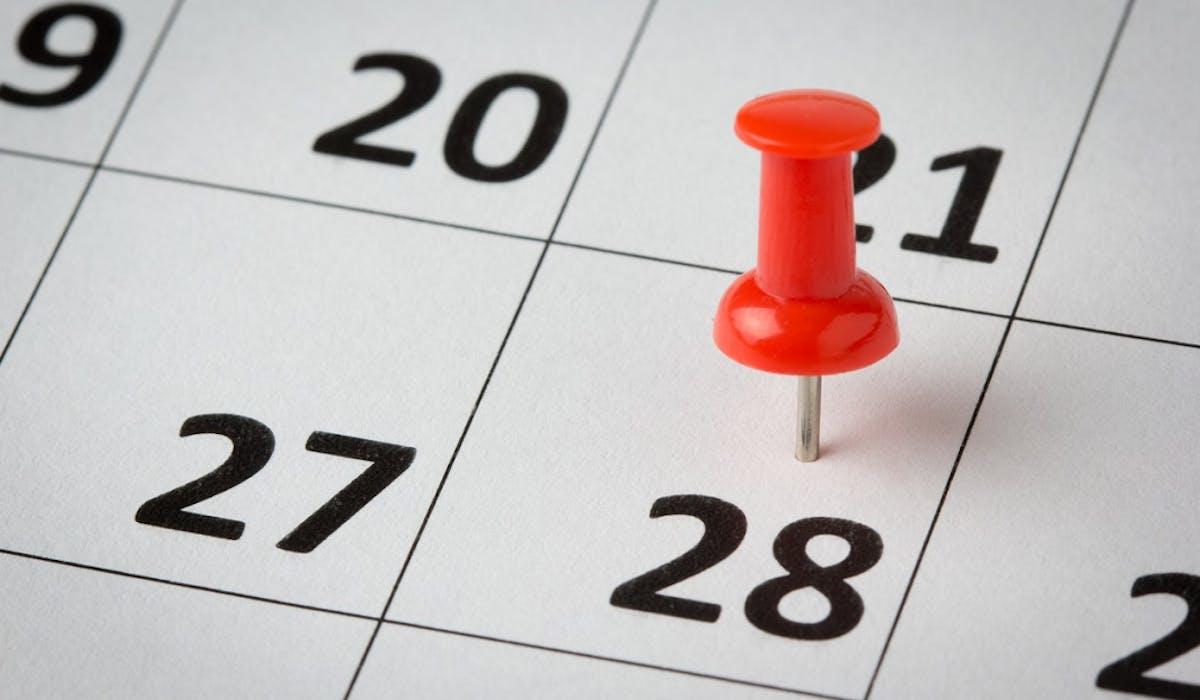 Calendrier Actu Pole Emploi.Pole Emploi A Quelle Date Devez Vous Actualiser Votre