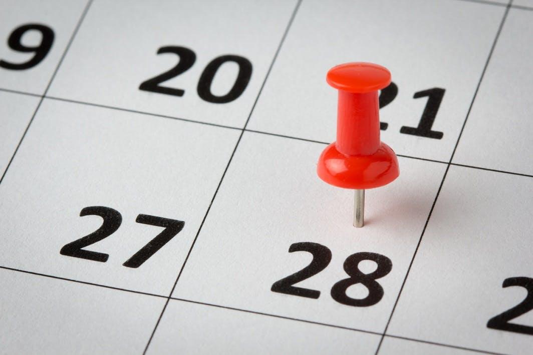 Calendrier Pole Emploi Actualisation 2020.Pole Emploi A Quelle Date Devez Vous Actualiser Votre