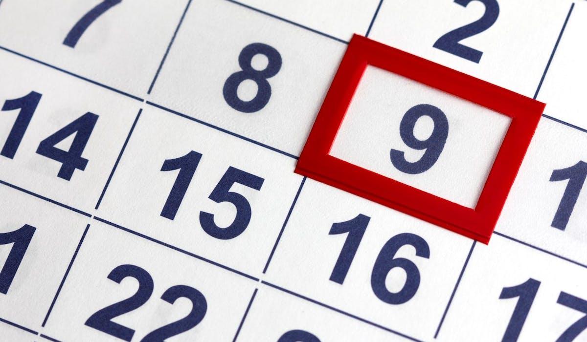 Calendrier Pension.Retraite A Quelles Dates Les Pensions Seront Elles Versees