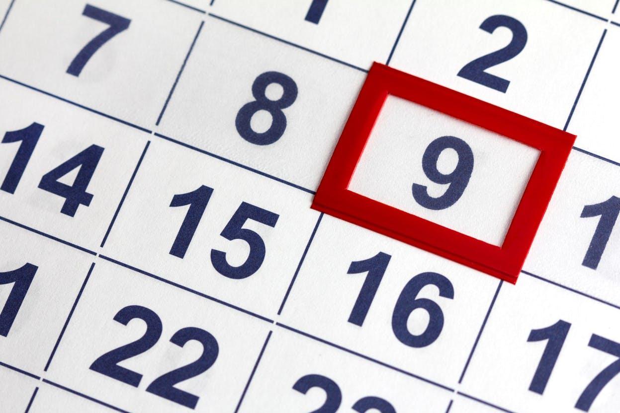 Calendrier Paiement Rsa 2019.Retraite A Quelles Dates Les Pensions Seront Elles Versees