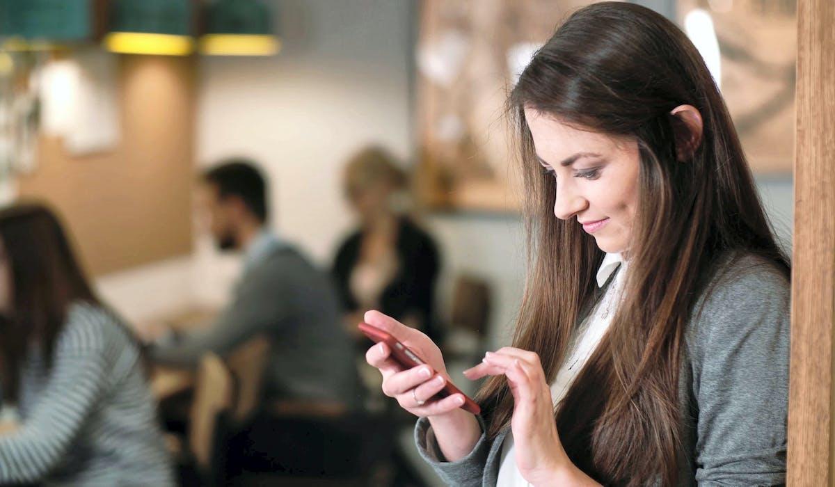 Il existe sur le marché différentes gammes de smartphones.