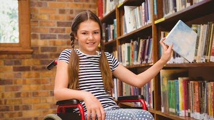 Ecole : de nouvelles mesures pour l'accompagnement des enfants handicapés