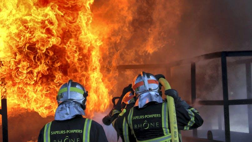 Que faire si un feu survient à votre domicile ?