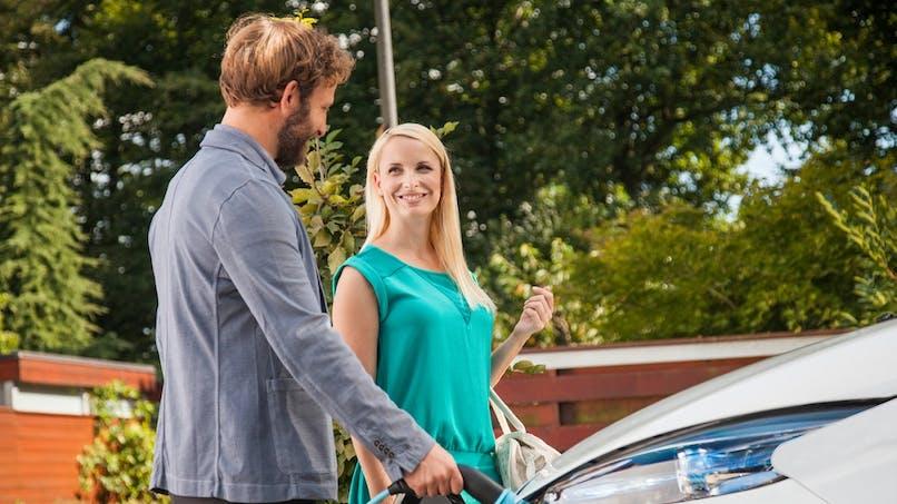 Automobile : le plan du gouvernement en faveur de la voiture électrique