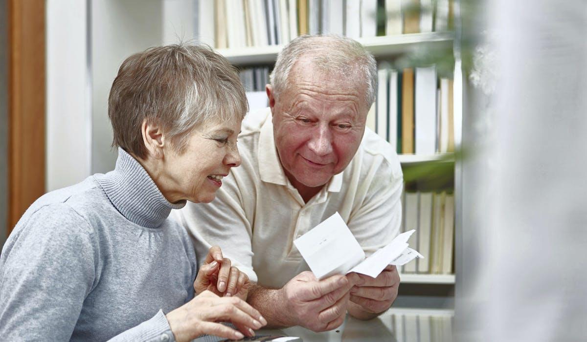Les retraites ont progressé de 0,3 %  1er janvier.