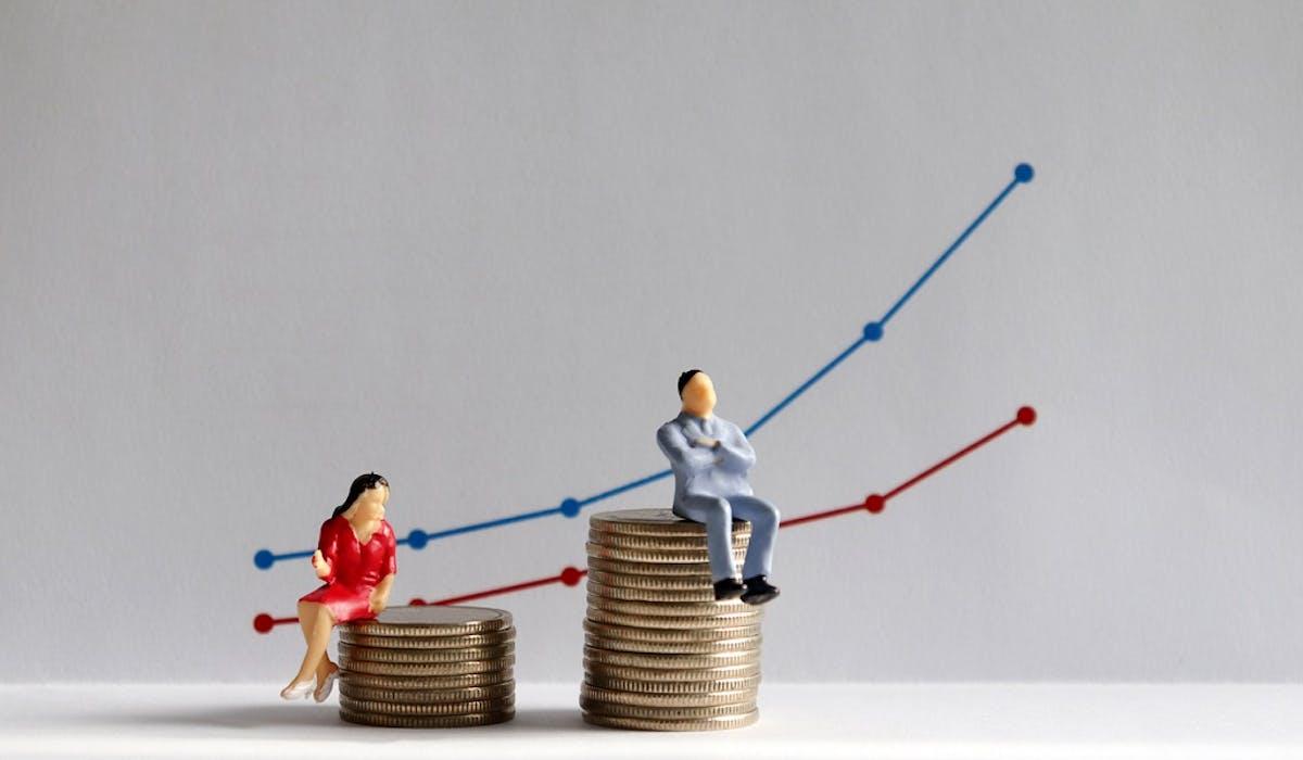 L'écart de salaire entre les pères et les mères est de 23 % tous âges confondus dans le secteur privé.