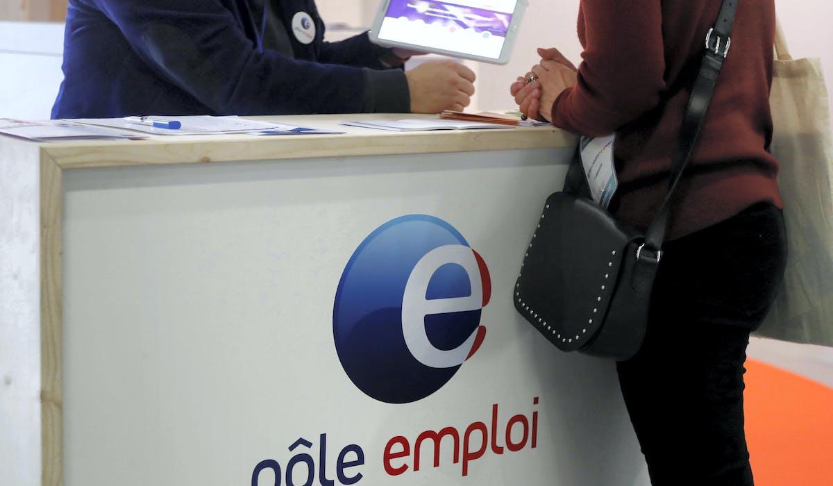 Une agence Pôle emploi à Paris, en février 2018.