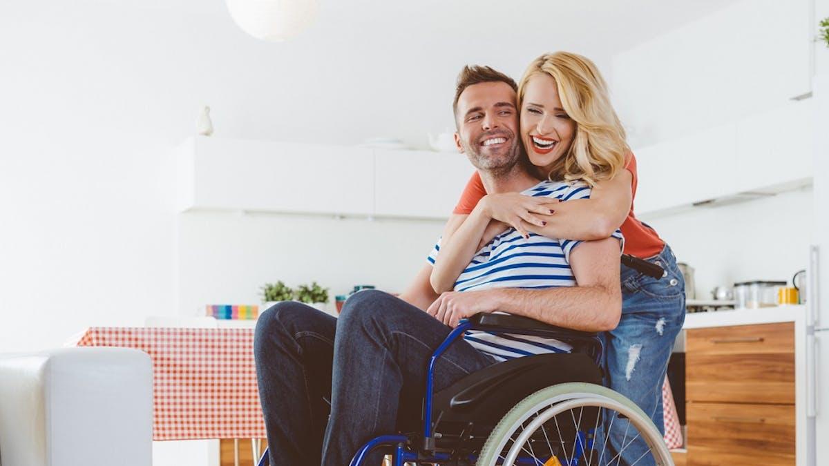 L'AAH et la CMI invalidité pourront être attribuées à vie à certaines personnes handicapées.