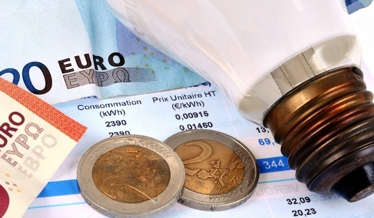Le chèque énergie versé en 2018 est valable jusqu'au 31 mars.
