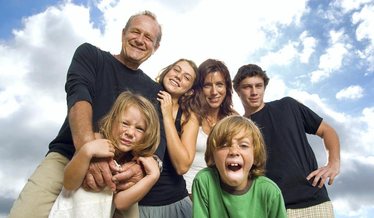 Les avantages de la carte famille nombreuses sont réservés aux familles d'au moins trois enfants.
