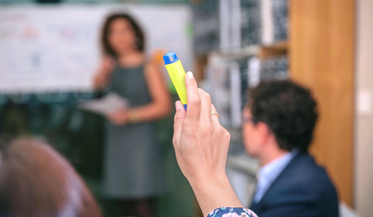 Vous avez la possibilité d'organiser un atelier dans le cadre du grand débat national.