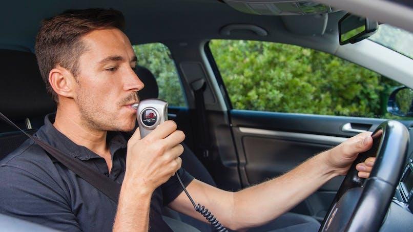 Alcool au volant : l'installation d'un éthylotest anti-démarrage est généralisée
