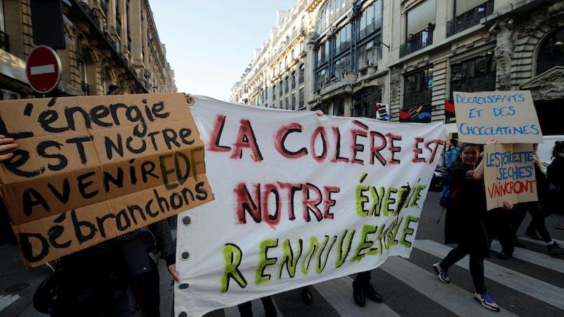 Marche pour le climat : un appel à ne pas consommer pendant deux jours
