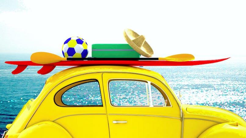 Edouard Philippe cherche à augmenter le taux de départ de vacances