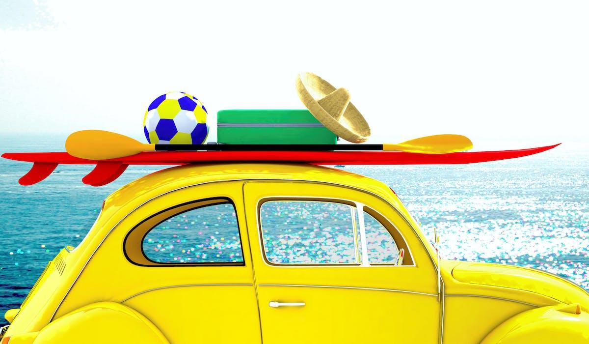 Le taux de départs en vacances atteint 64 %.