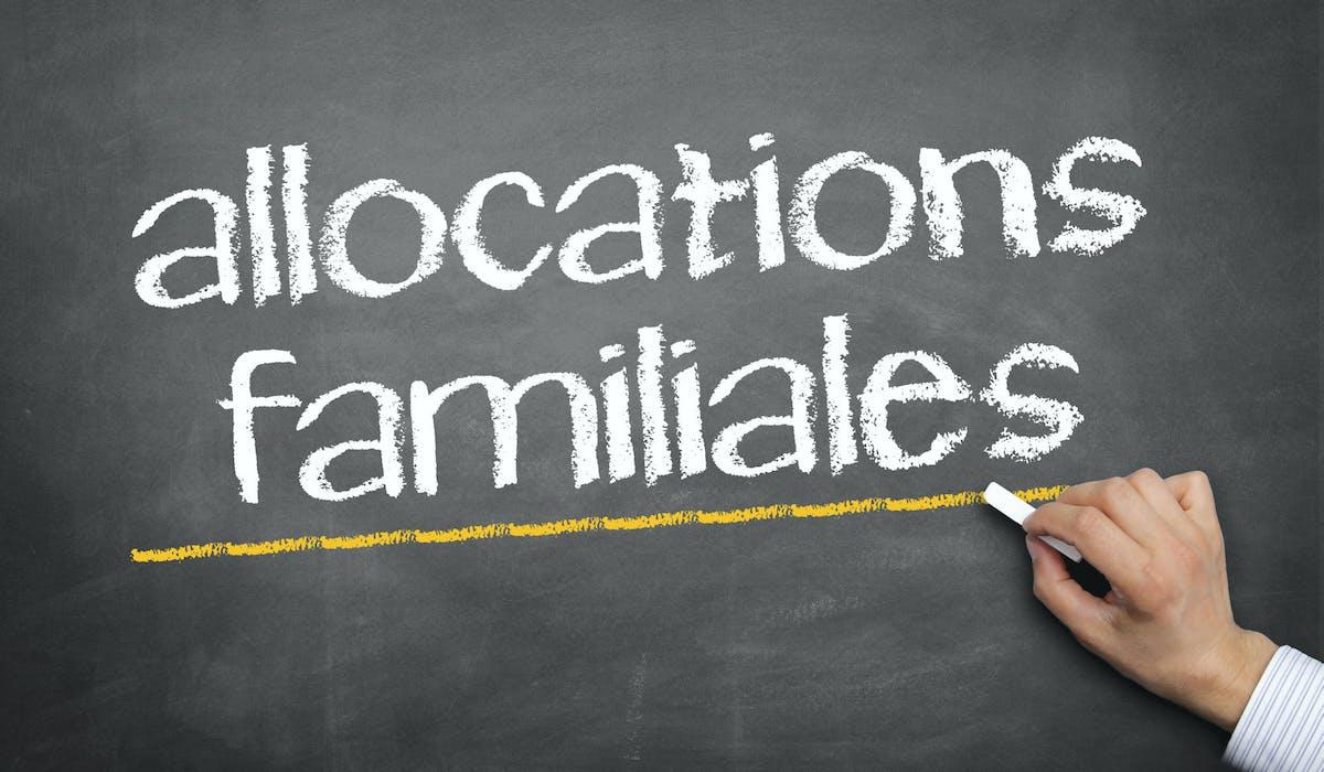 La revalorisation des allocations familiales s'élève à 0,3 %.