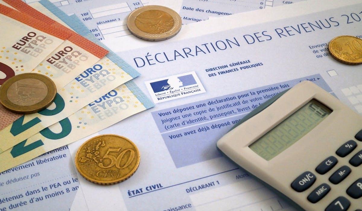Dans 90 % des cas, les montants imposables des revenus et retraites sont déjà inscrits sur la déclaration de revenus.