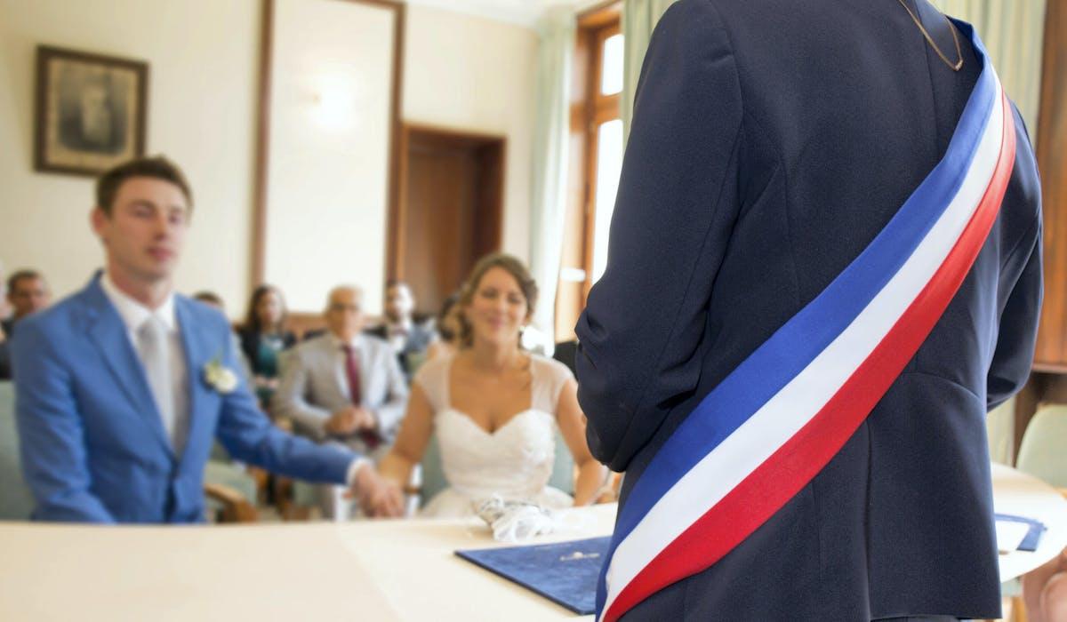 228 000 mariages ont été célébrés en 2017, selon les données de l'Insee.