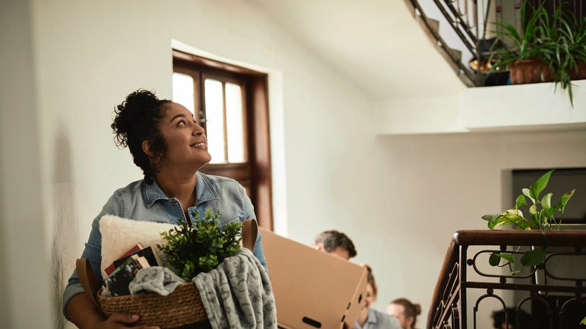 Le coût moyen d'un déménagement est estimé à 4 782 €.