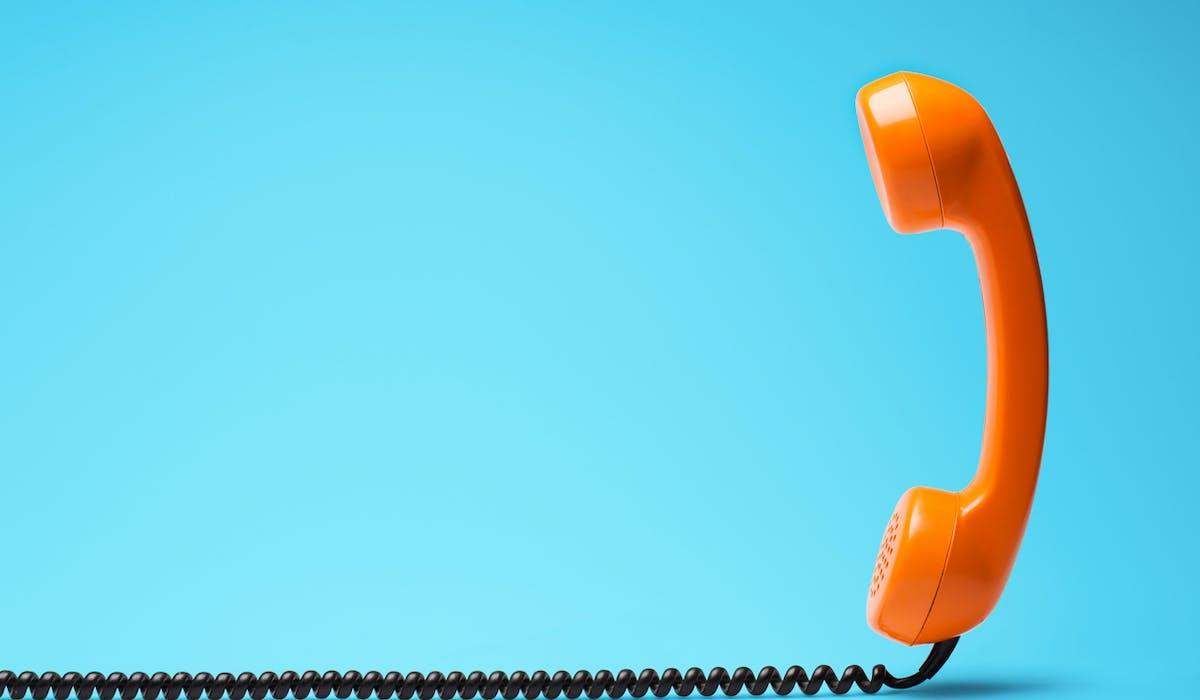 Conserver le même numéro de téléphone fixe à vie pourrait devenir possible.
