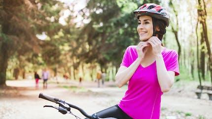 Un casque vélo vraiment sûr !