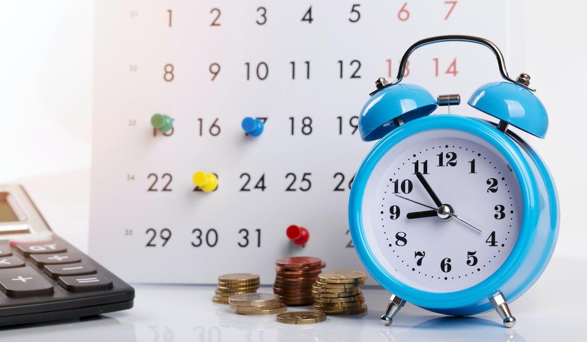 Le fisc a publié son calendrier pour le mois de juin.