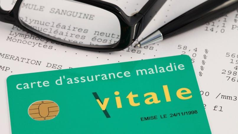 Santé : la carte Vitale dématérialisée testée dans deux départements