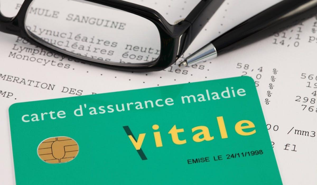 La e-carte d'assurance maladie pourrait être généralisée en 2021.