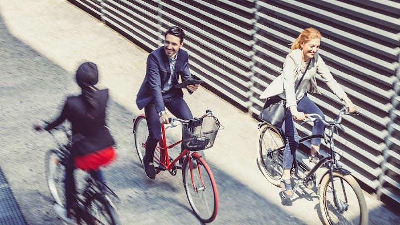 Trajets domicile-travail : le forfait mobilité durable pour les déplacements en vélo et en covoiturage ne sera pas obligatoire
