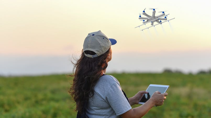 L'Europe adopte un « code du ciel » pour tous les drones